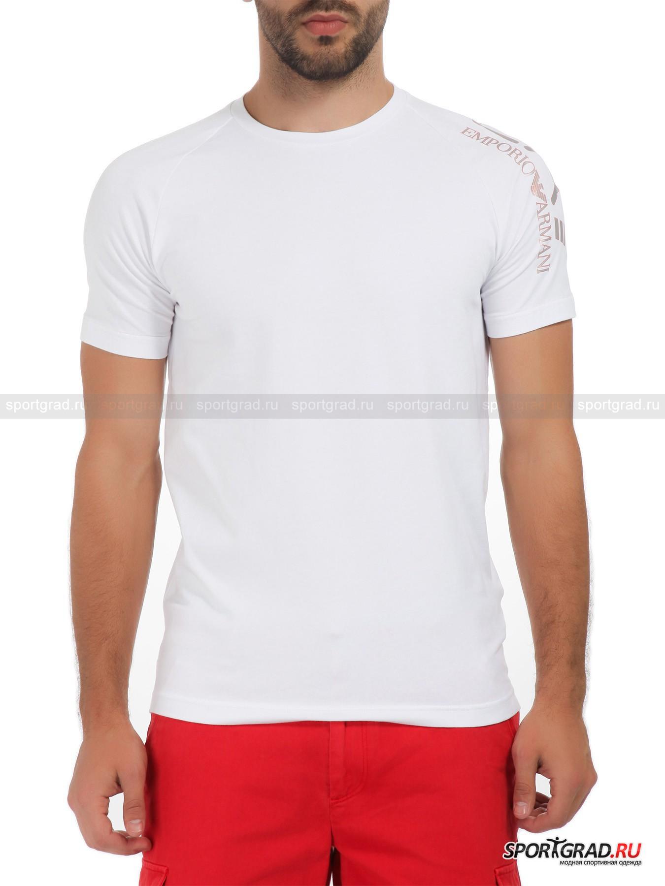�������� ������� Train Visibility T-shirt EA7 Emporio Armani