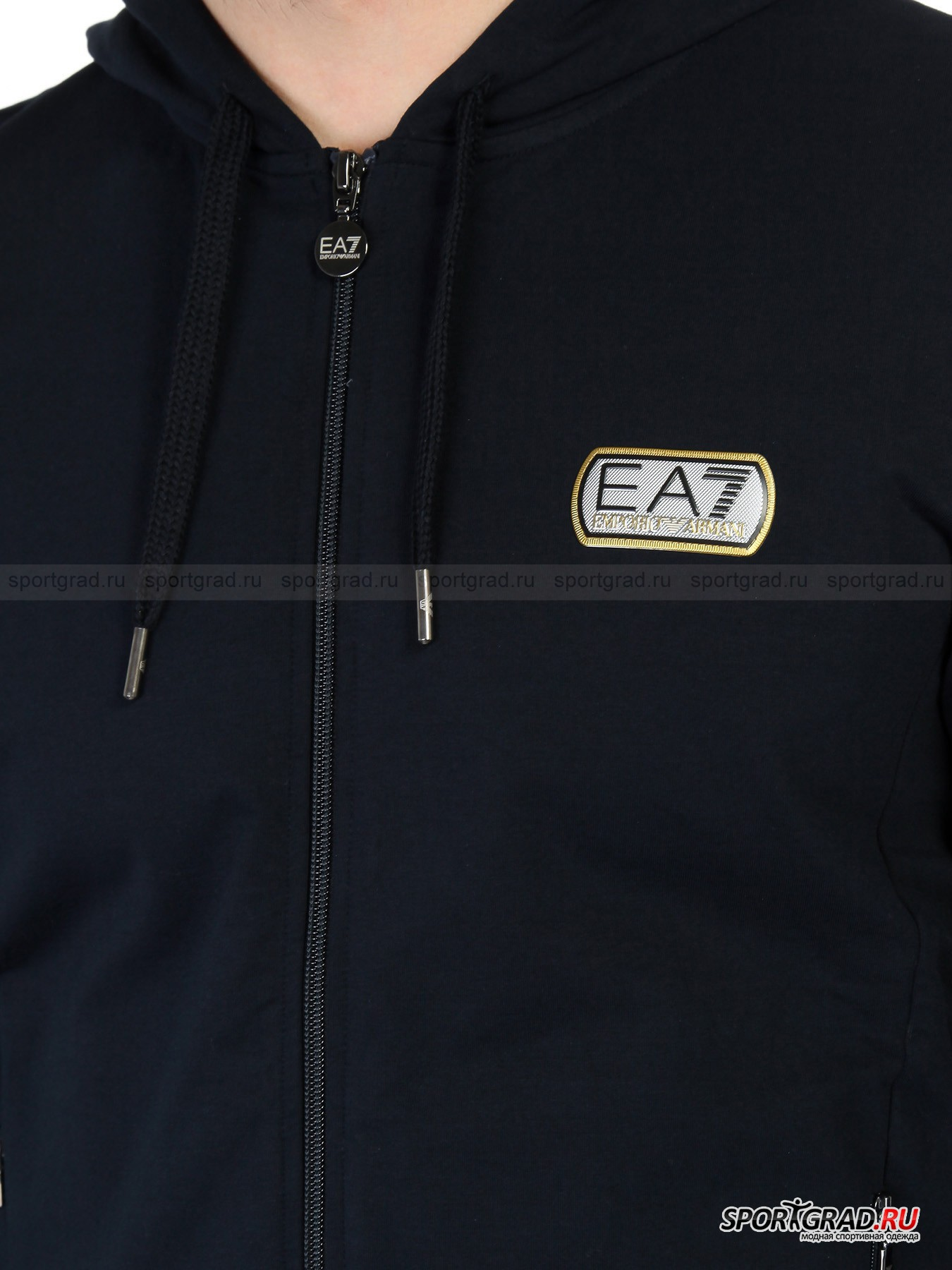 Толстовка мужская Train Lux Hoodie Sweatshirt EA7 Emporio Armani от Спортград