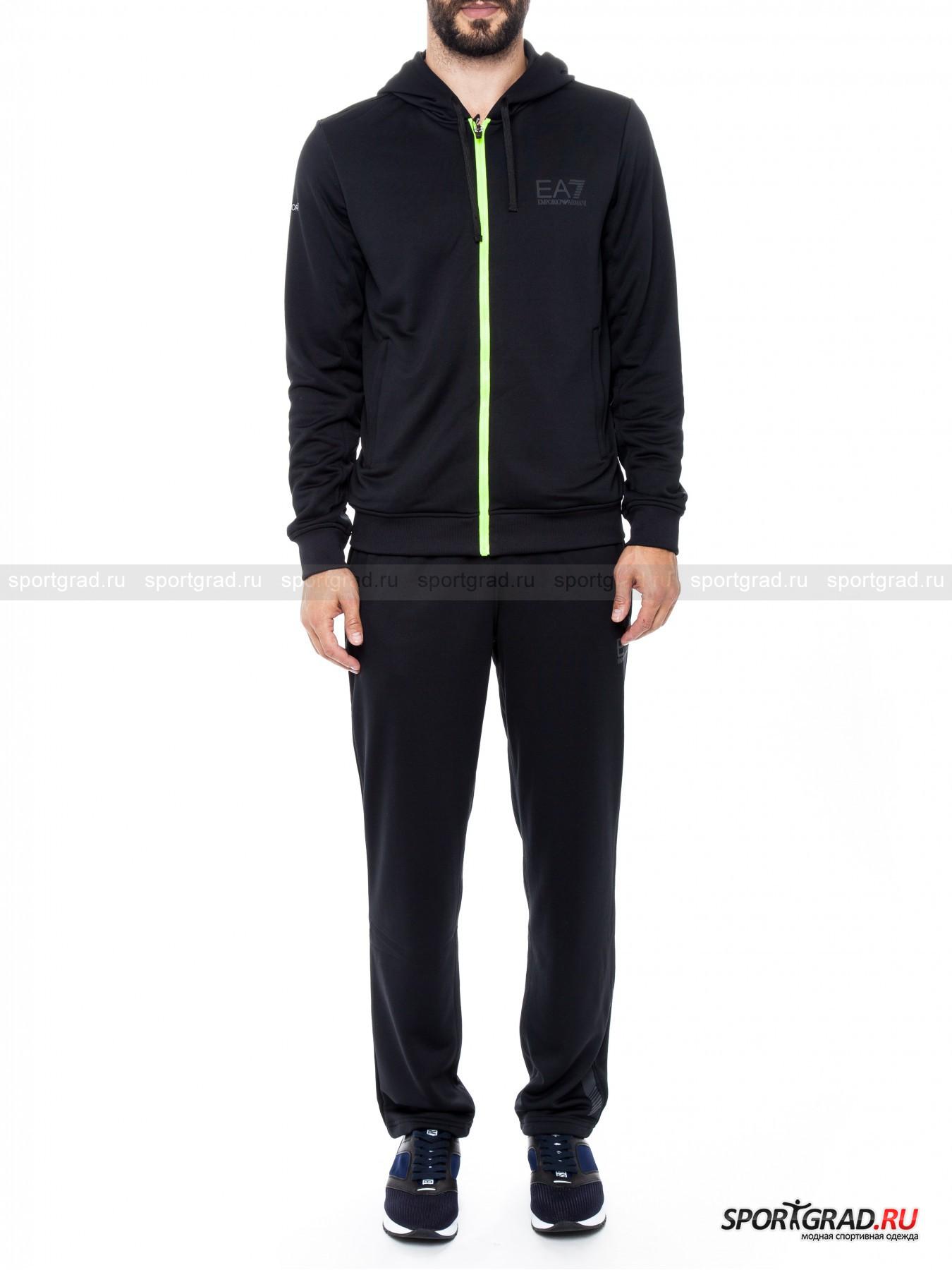 ��������� ������� Vigor 7 Hoodie Sweatshirt EA7 Emporio Armani