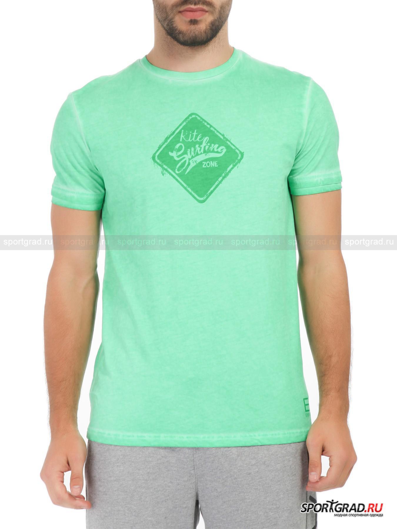 �������� ������� Sea World Surfing T-shirt EA7 Emporio Armani