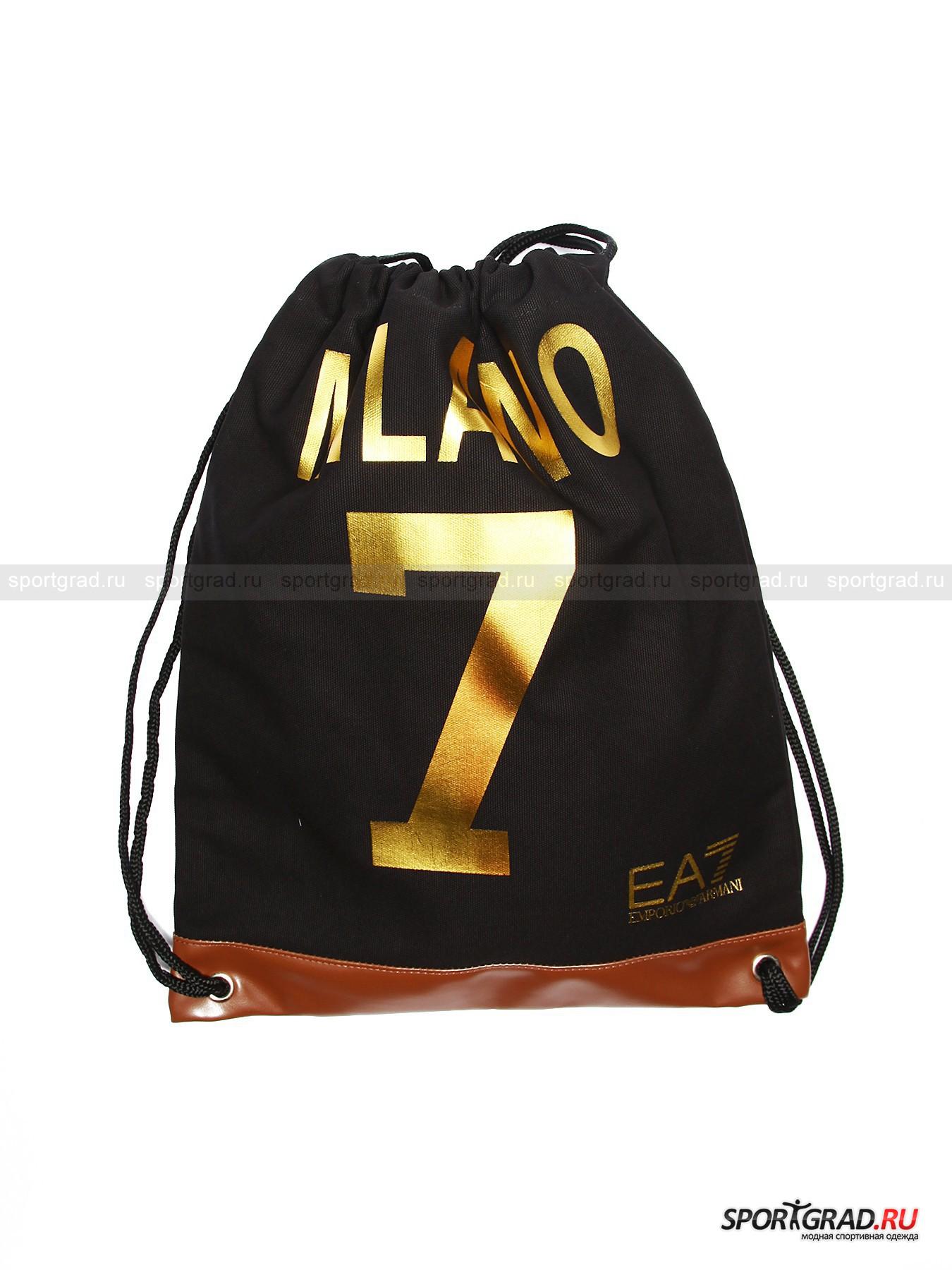 Сумка-рюкзак Milan Varsity Backpack EA7 Emporio Armani от Спортград