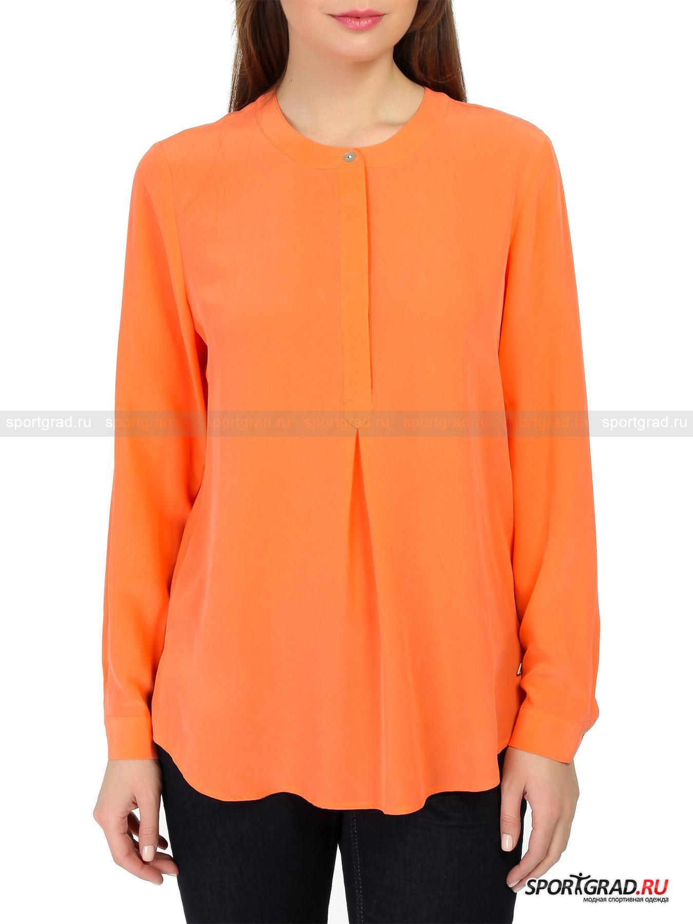 ����� ������� Casual Silk Shirt BOGNER JEANS