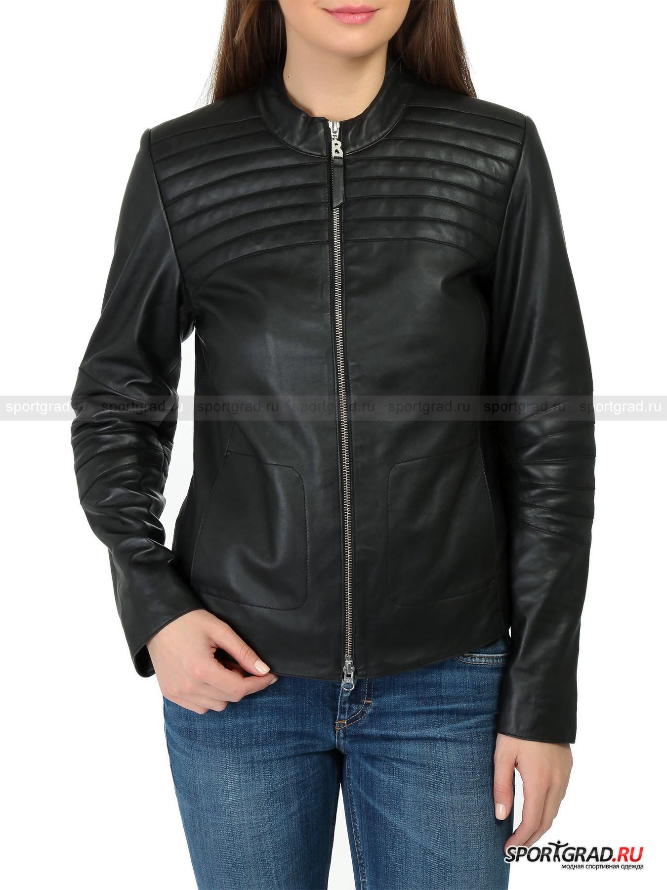 кожаная куртка мужская bogner