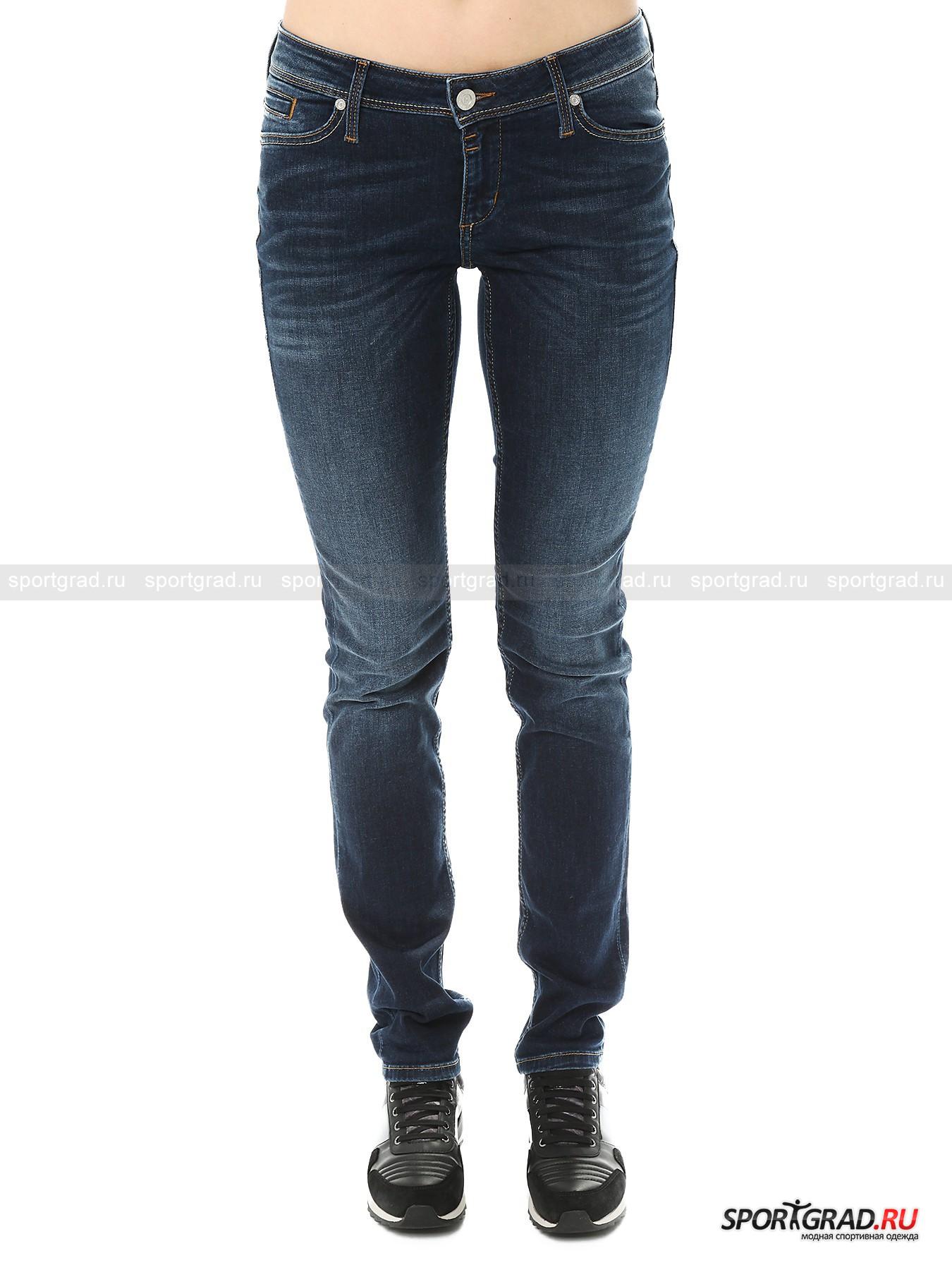 Джинсы женские So Slim BOGNER JEANSДжинсы<br>Гардероб любой современной девушки невозможно представить без джинсов. Из рабочей одежды эта вещь давно превратилась в элемент повседневного стиля, уместный в любой ситуации. Стоит только выбирать качественные джинсы, и тогда даже в сочетании с простой белой майкой они будут смотреться потрясающе.<br><br>Джинсы So Slim Bogner Jeans именно такие. Превосходная посадка, премиальный эластичный материал, модные «заломы» и потертости, брендированные детали делают эти штаны идеальным выбором на каждый день.<br><br>Пол: Женский<br>Возраст: Взрослый<br>Тип: Джинсы<br>Рекомендации по уходу: стирка в теплой воде до 30 С; не отбеливать; гладить слегка нагретым утюгом (температура до 110 C); химическая чистка запрещена; нельзя выжимать и сушить в стиральной машине<br>Состав: 98% хлопок, 2% эластан