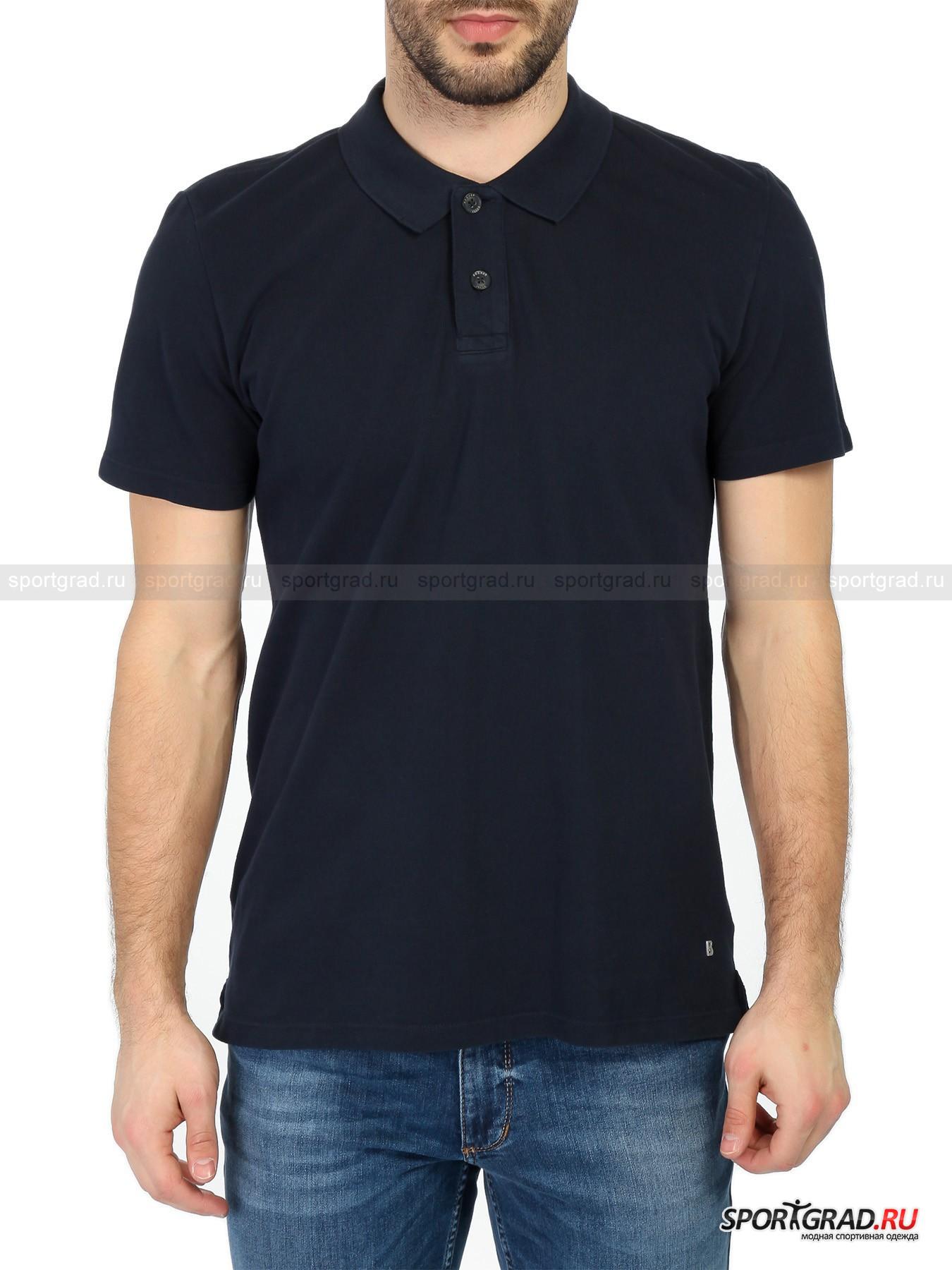 Поло мужское Poloshirt BOGNER JEANS