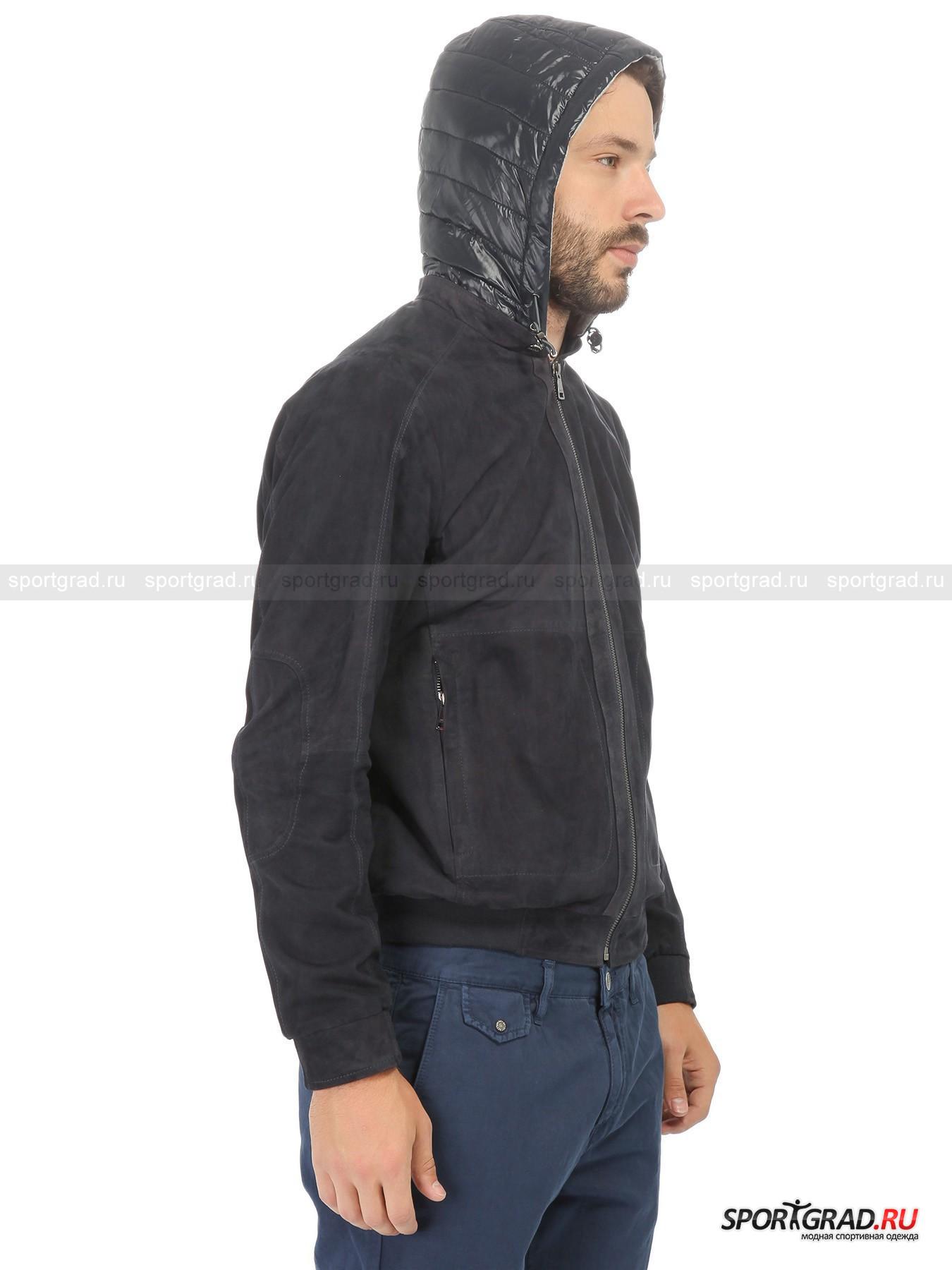 Куртка мужская из замши Frai MABRUN от Спортград