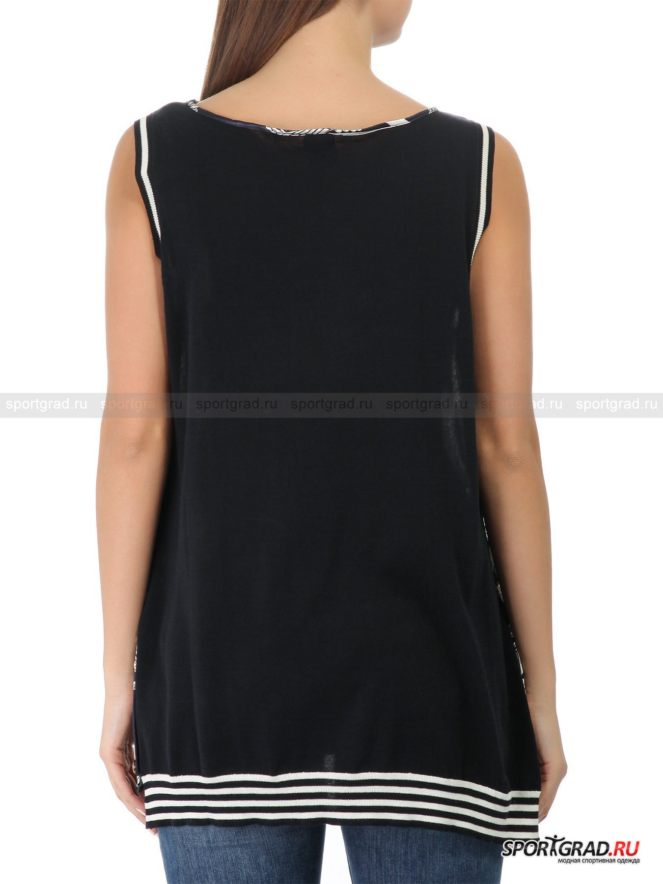 Блузка Без Рукавов Купить В Омске