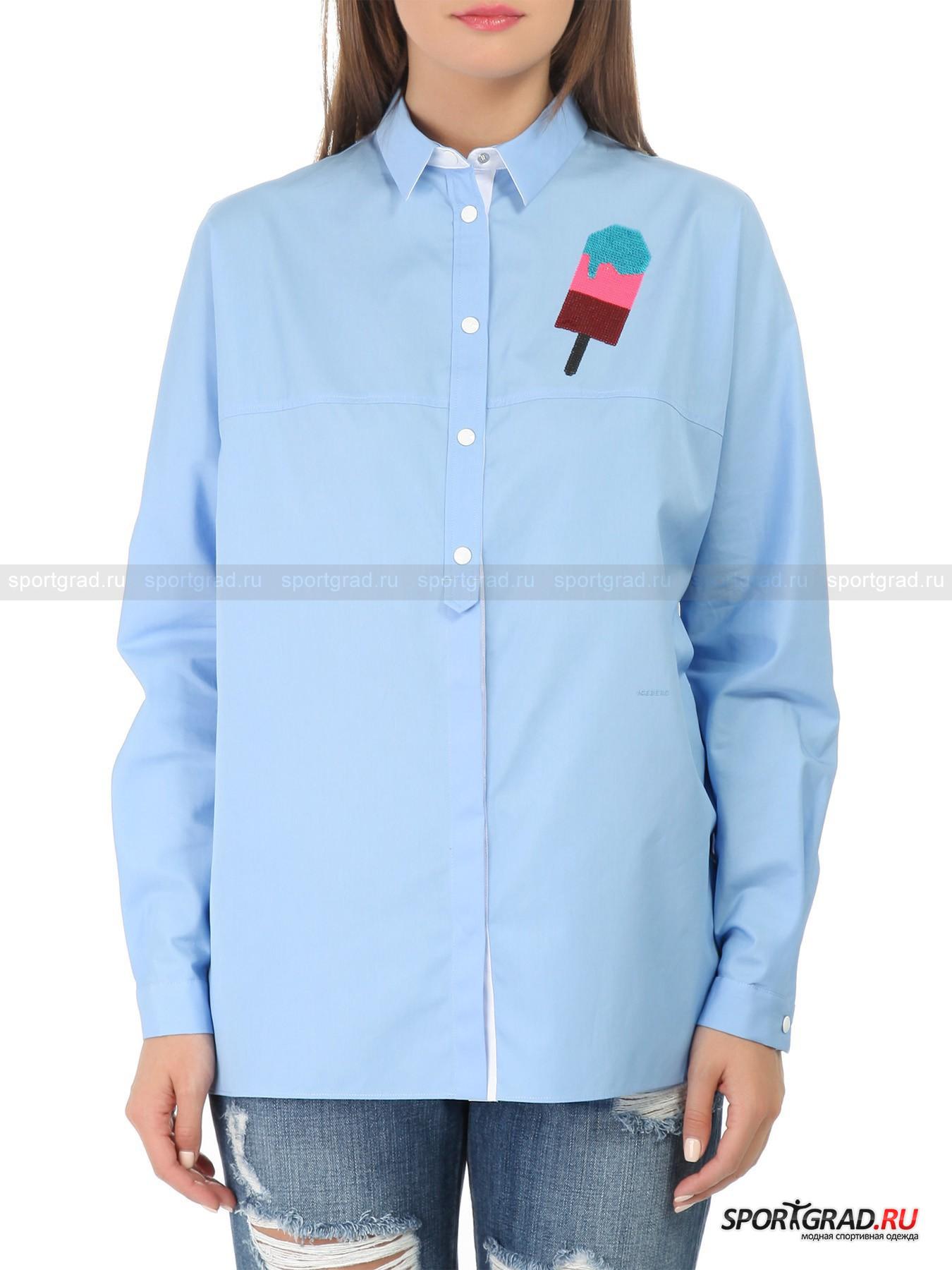 Рубашка женская ICEBERG