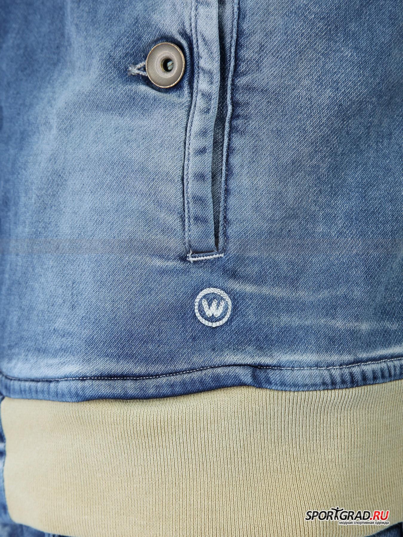 Куртка джинсовая WRIGHT`S от Спортград