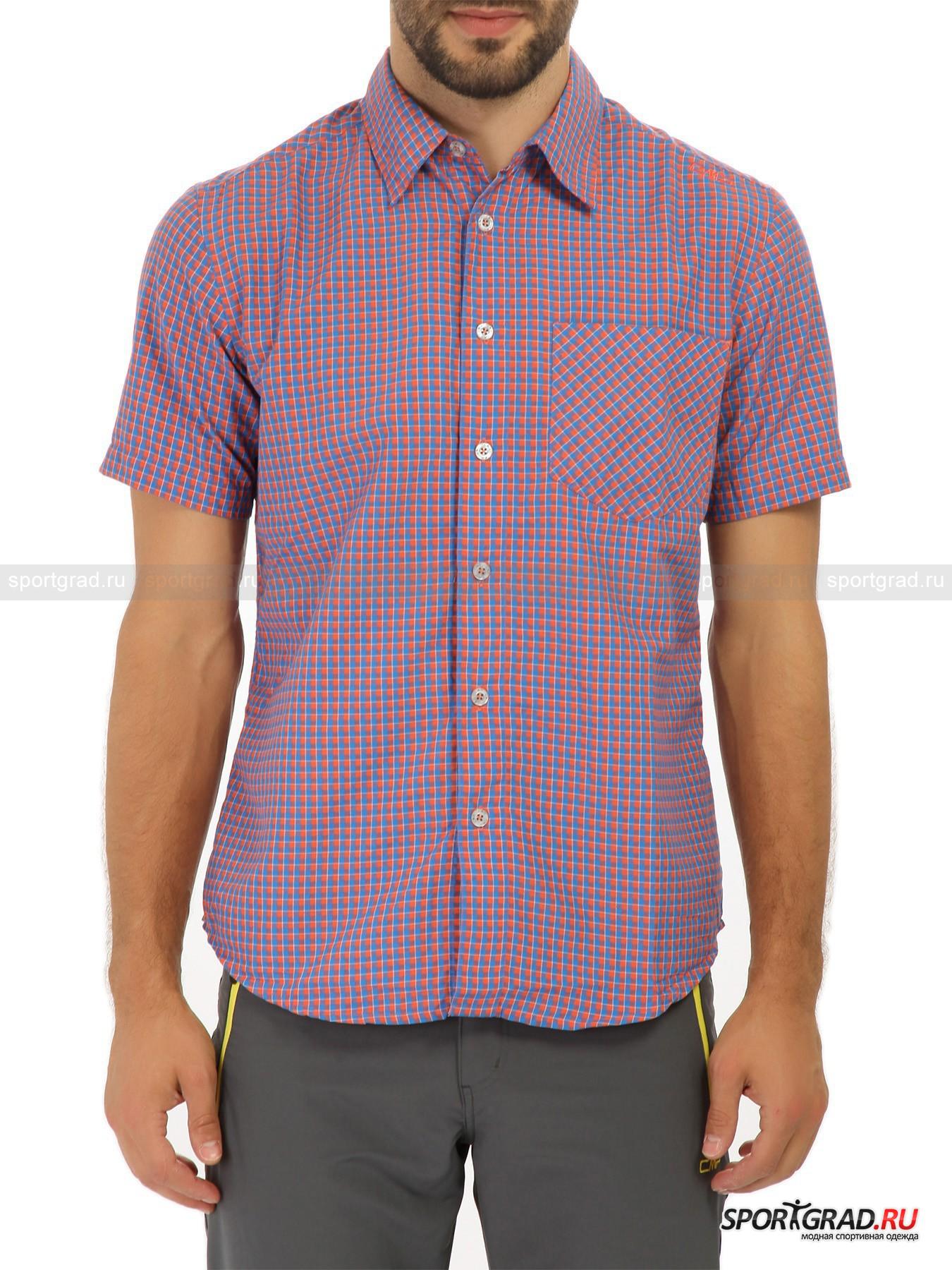 Рубашка мужская Dry Function CMP CAMPAGNOLO
