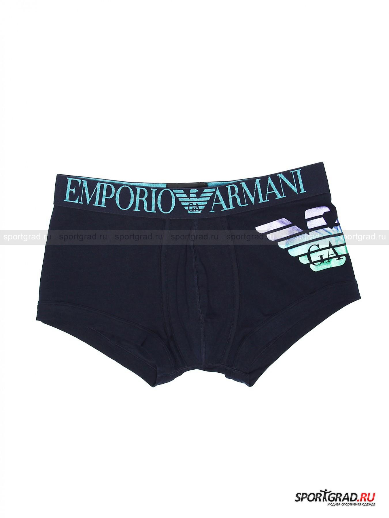 Трусы мужские Trunk Empoio Armani