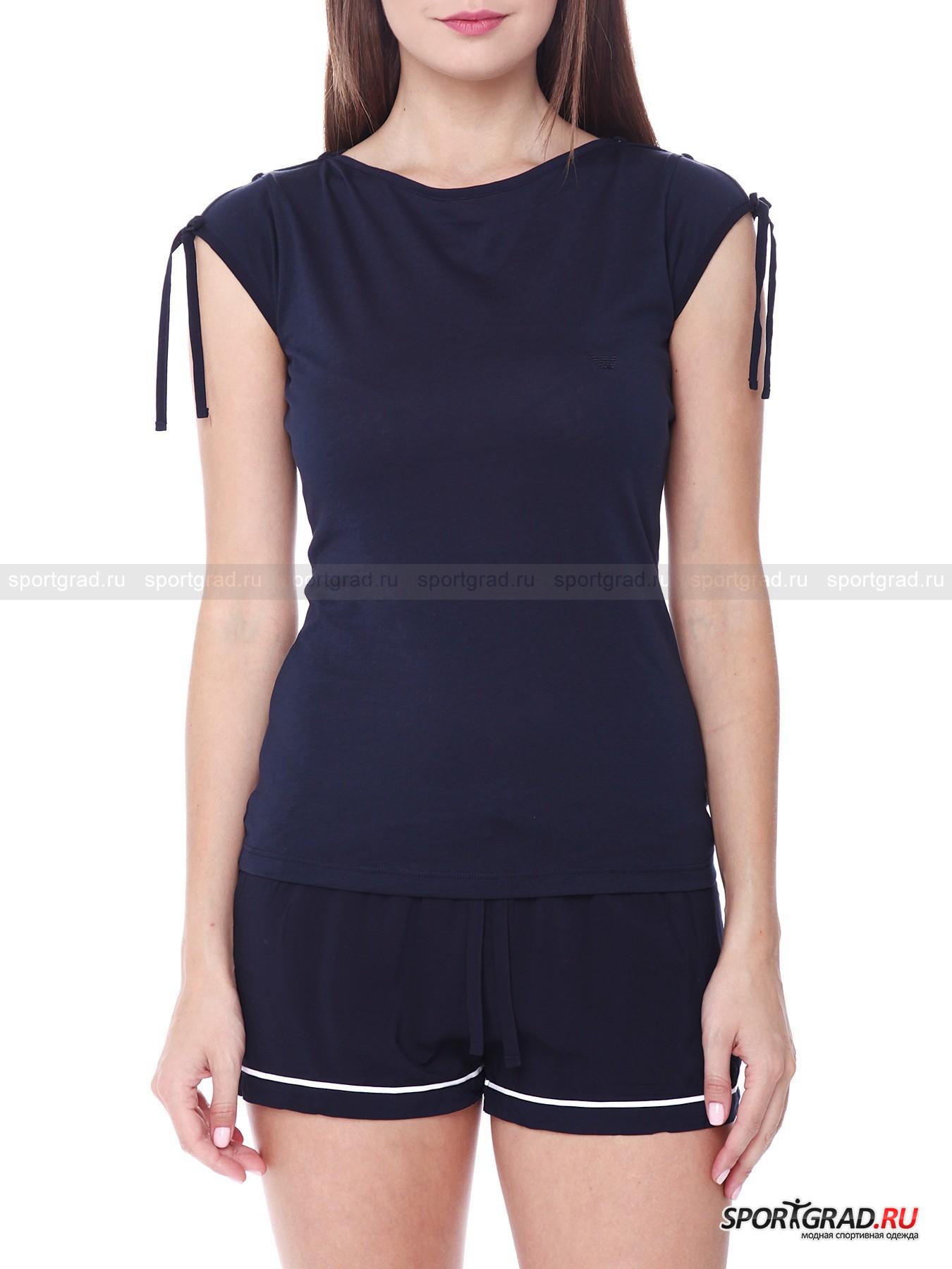 Костюм домашний для женщин Еmporio Armani Loungewear