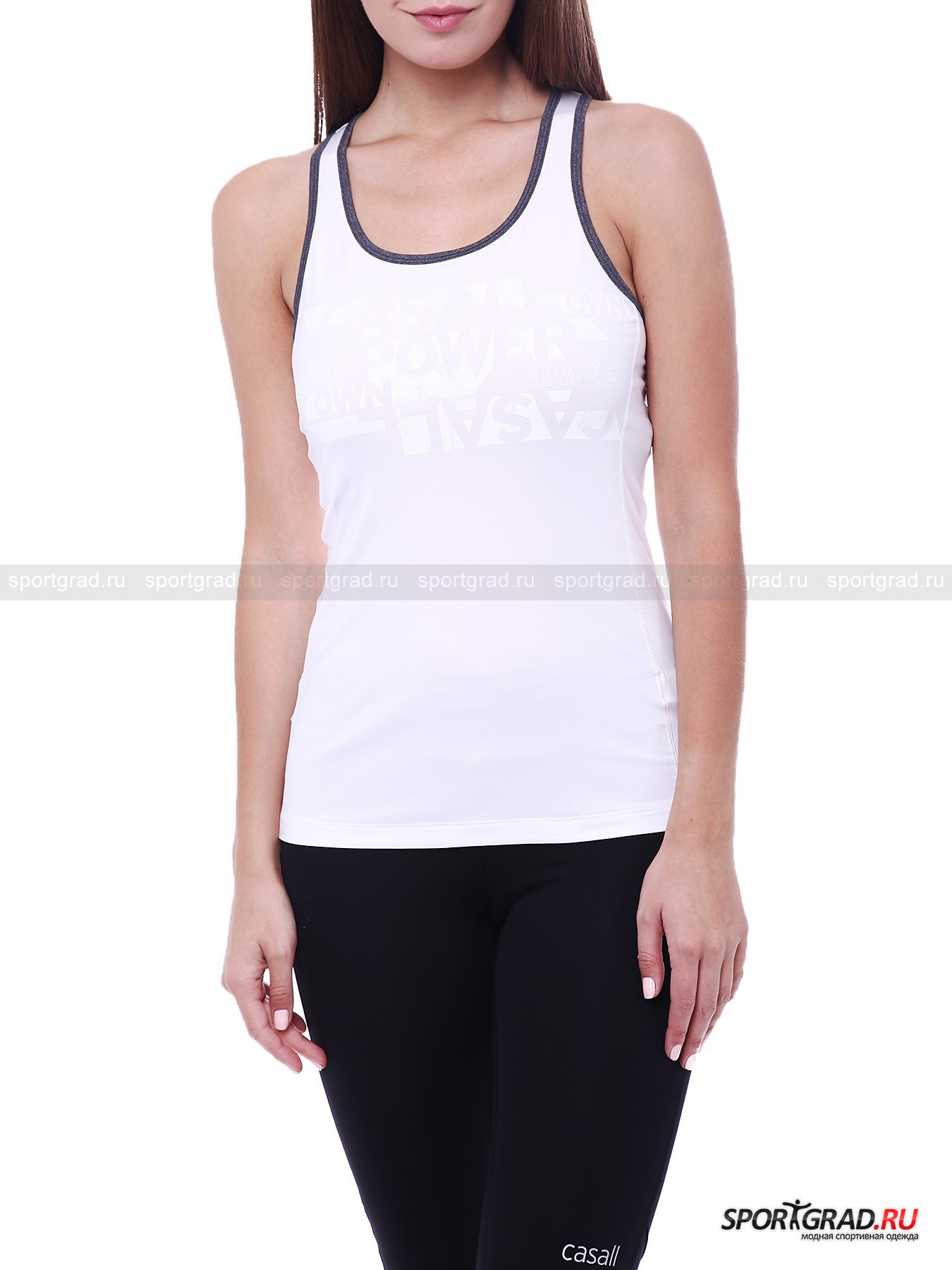 ����� ������� Strength Graphic Tank CASALL