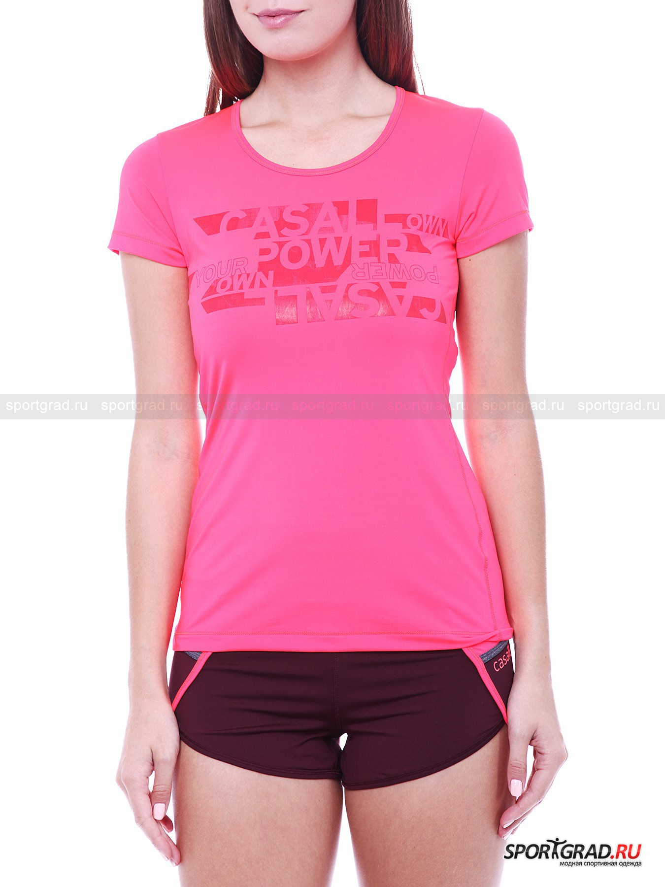 �������� ������� Strength Graphic Tee CASALL