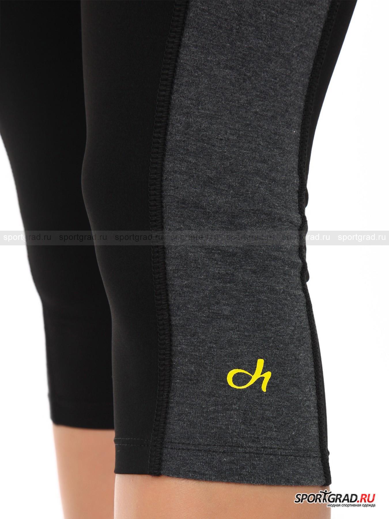 Леггинсы укороченные для фитнеса Capri Pants DEHA от Спортград