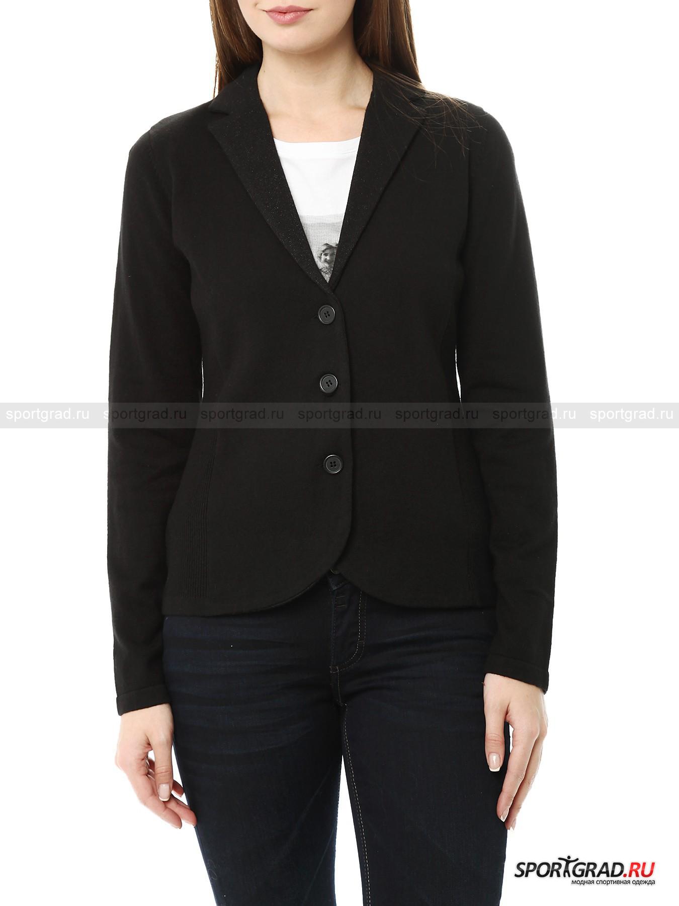 Пиджак трикотажный Cachemire Jacket  DEHA