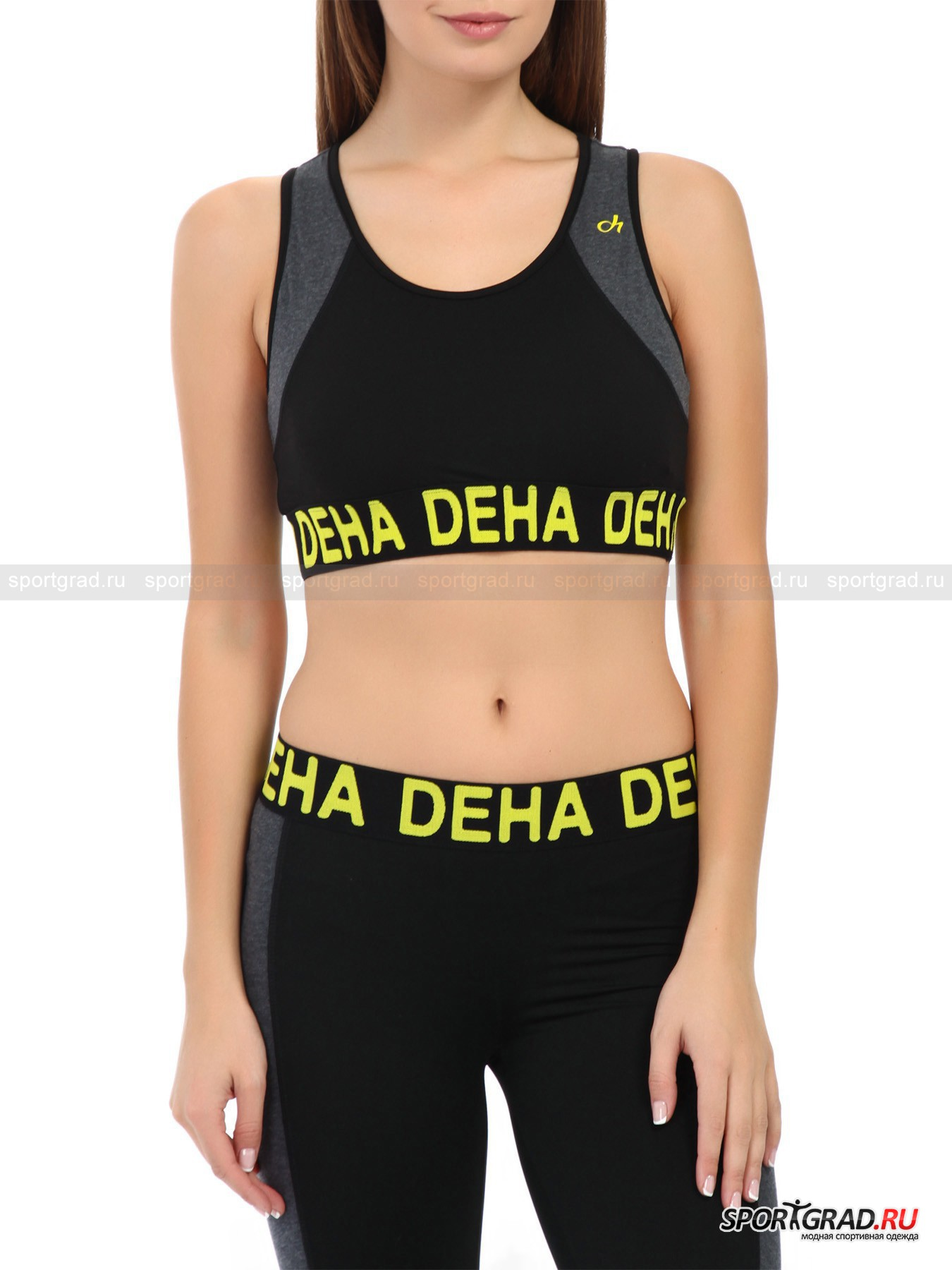 Топ женский для спорта Sport Bra DEHA