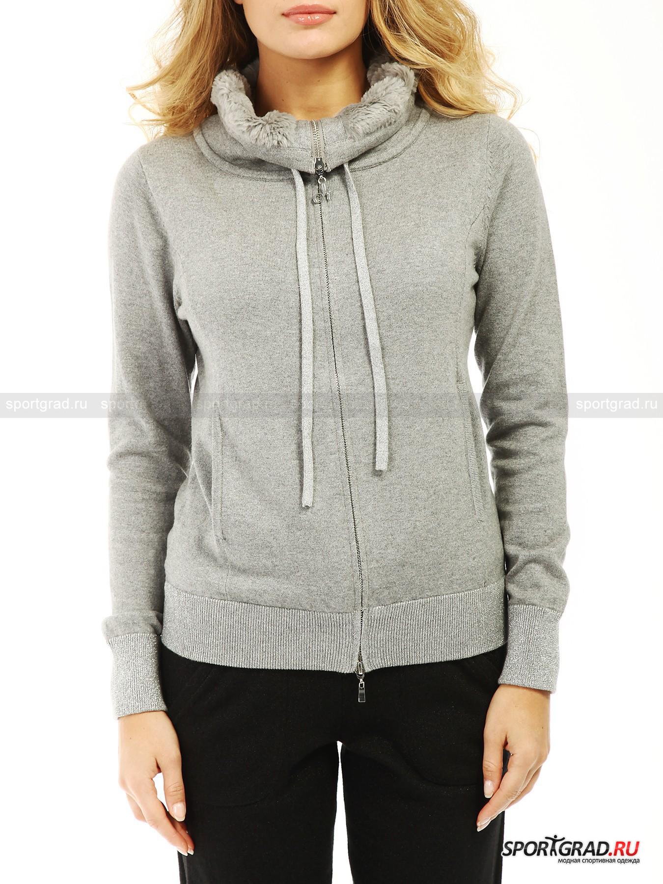 Кардиган на молнии Cachemire Full Zip Sweater DEHA