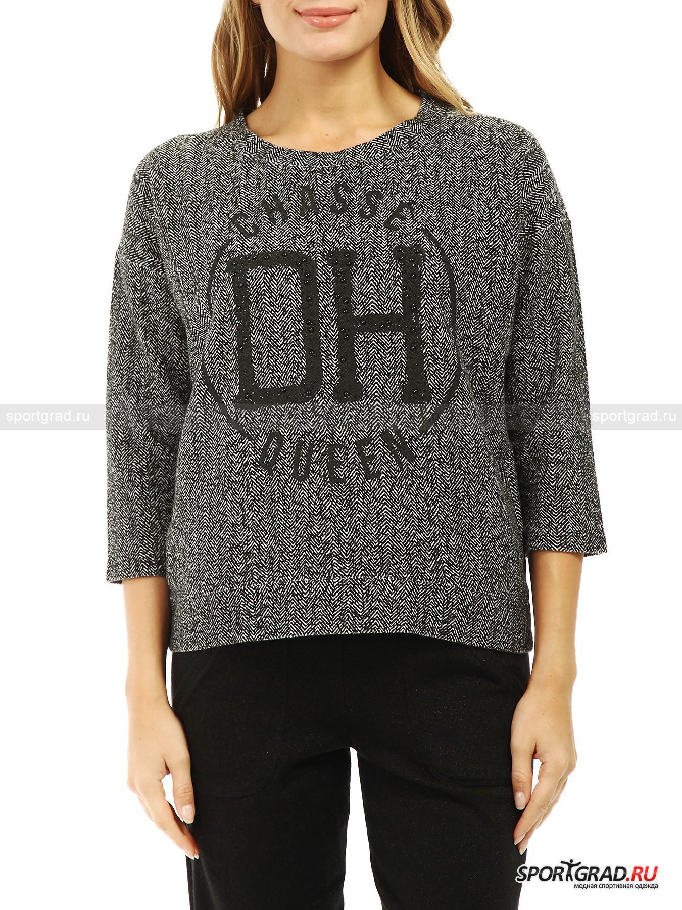 ��������� ������� Printed Sweatshirt DEHA
