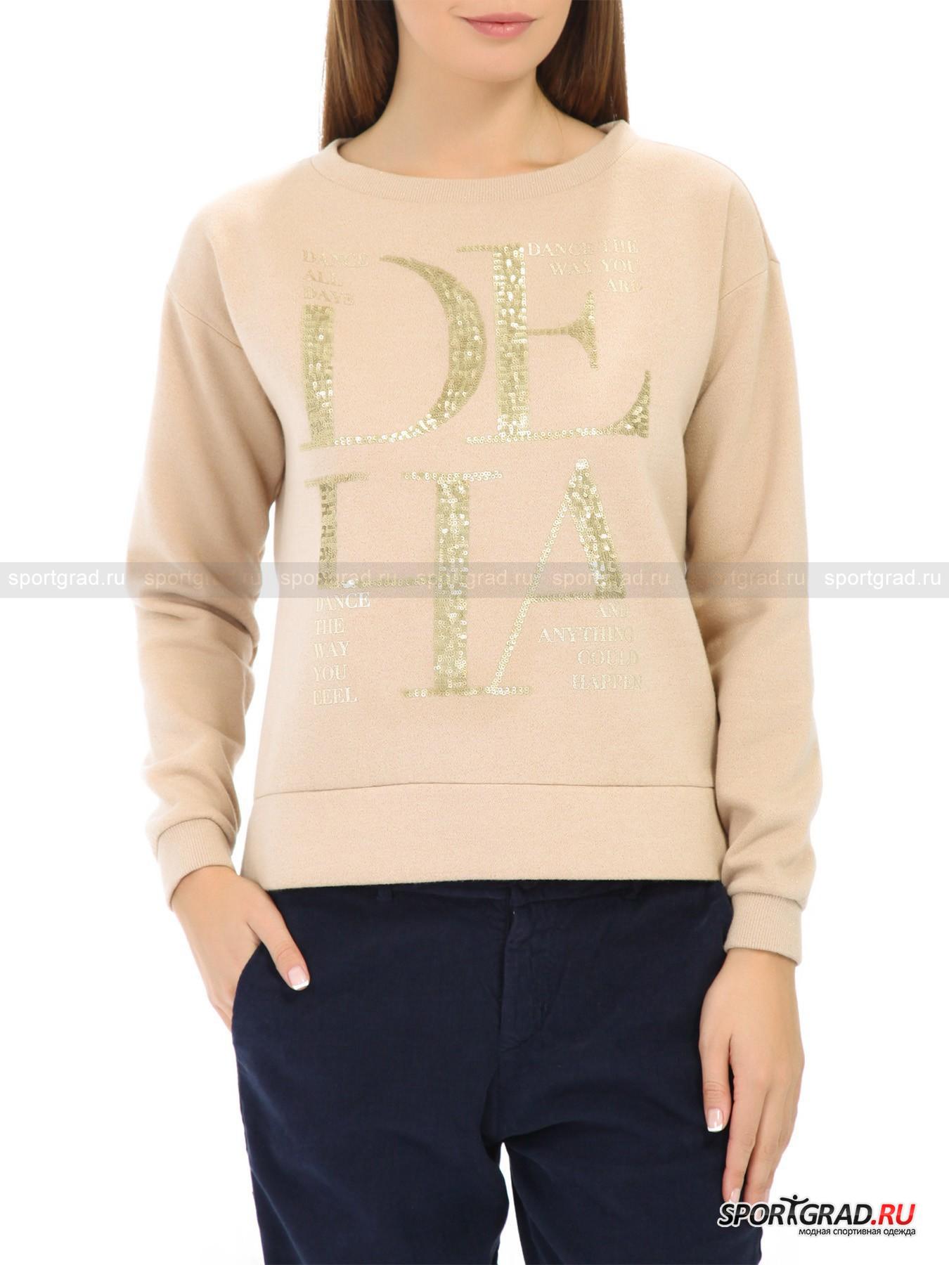 ��������� ������� Lurex Sweatshirts DEHA