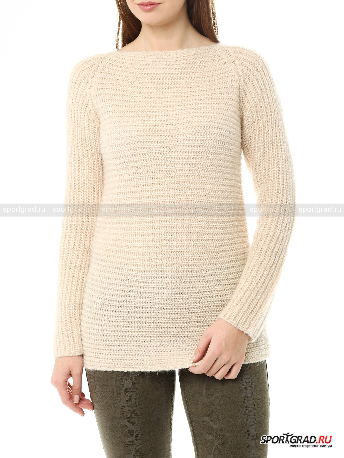 ������ ������� Knitted Long Sweater DEHA