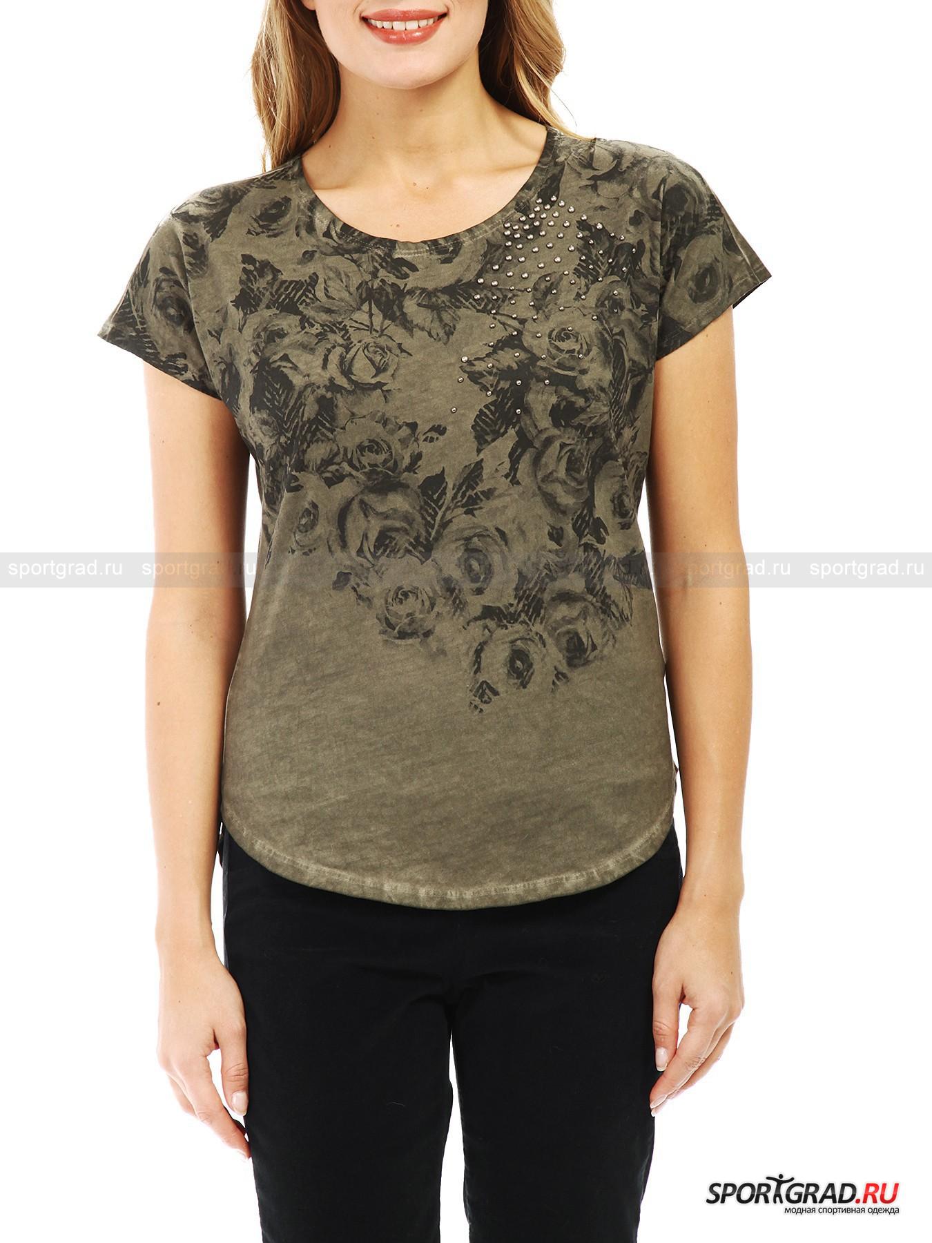 �������� ���c��� Printed T-shirt DEHA