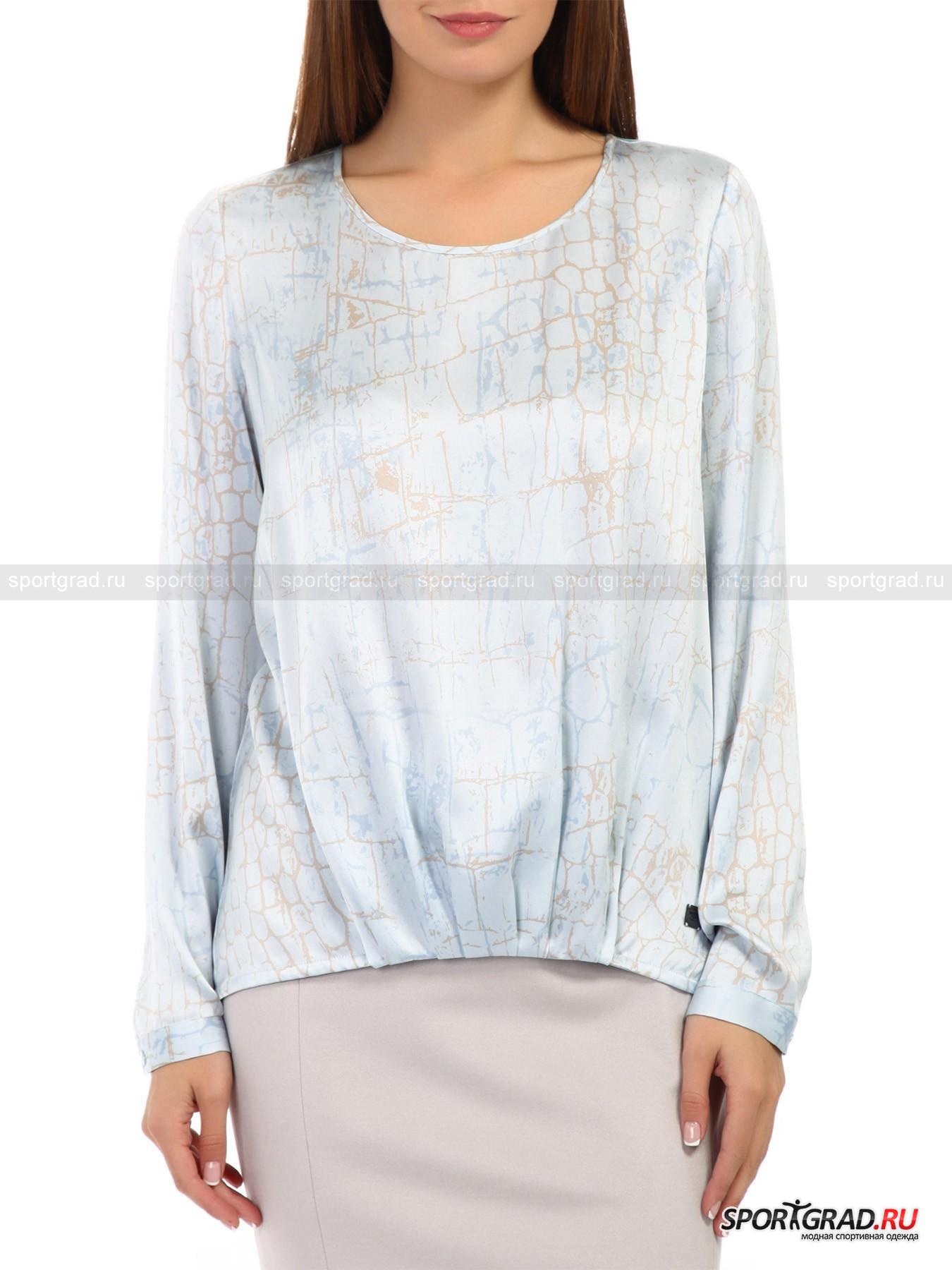 Блуза из шелка Rosi Snake SPORTALM