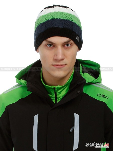 Шапка MAN KNITTED HAT CAMPAGNOLO