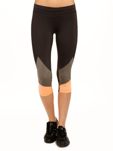 Капри женские Dash runninng 3/4 tights