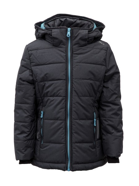 Куртка детская Girl Zip Hood Jacket CAMPAGNOLO