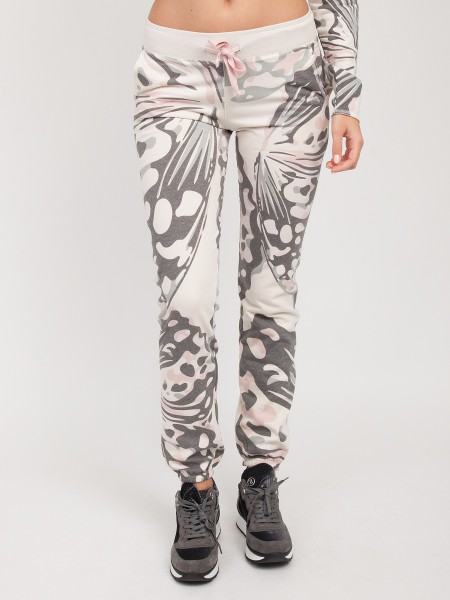 Брюки женские DEVORE BUTTERFLY TROUSERS JUVIA