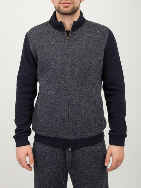 Куртка мужская WOOL COTTON TRACK JKT