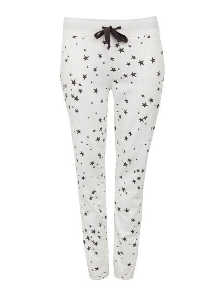 Брюки женские FLEECE STARS TROUSERS  JUVIA