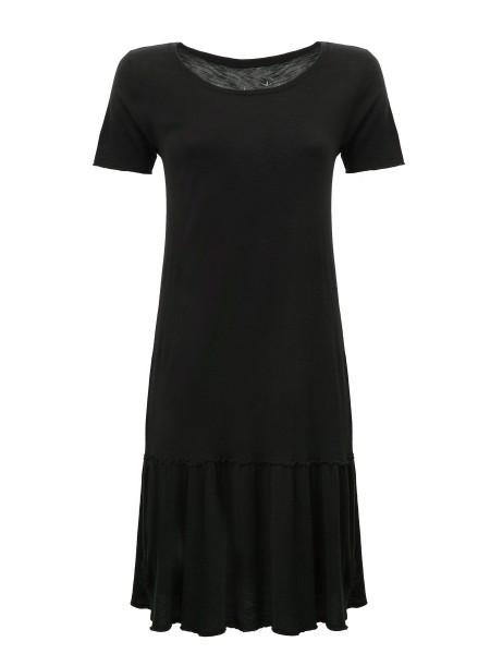 Платье CO Slub Dress Volant