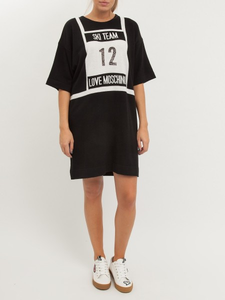 Платье Dress LOVE MOSCHINO