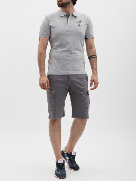 Поло мужское Polo S/S Piquet Stretch 30