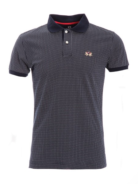 Поло мужское Polo S/S Cotton Printed JE