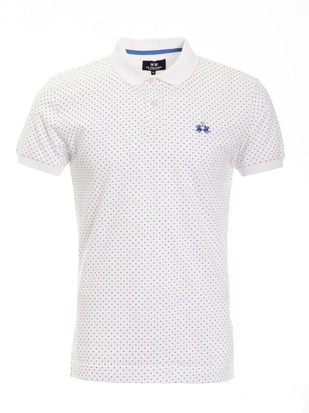 Поло мужcкое Polo S/S Printed Piquet