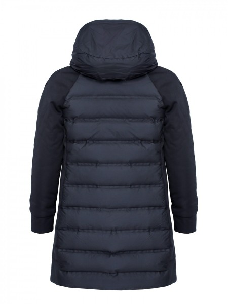 Пуховик жен. Down Jacket EA7