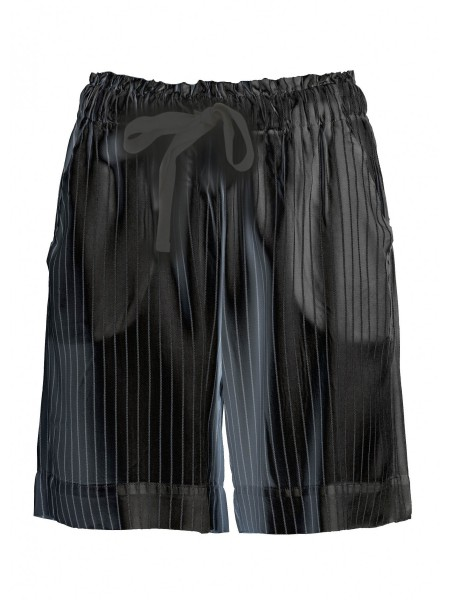 Шорты жен. Pinstriped Twill Shorts