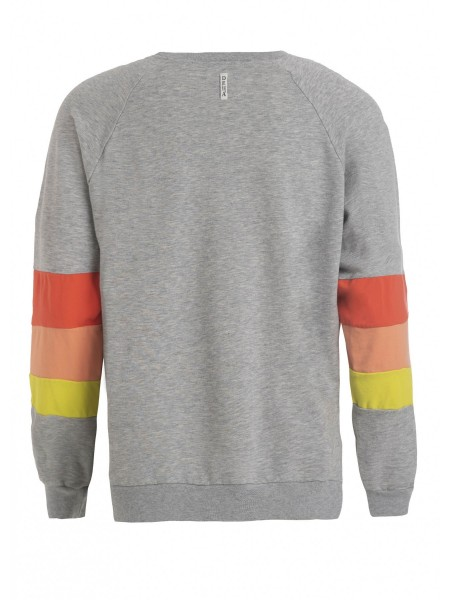 Толстовка жен. Multicolor Stripes Sweatshirt