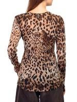 Блузка С Леопардовым Принтом В Самаре