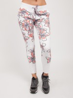 Брюки жен DEVORE FLOWERS TROUSERS 7/8   JUVIA